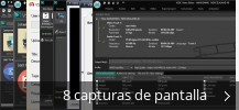 Collage de pantallazos de VSDC Free Video Editor