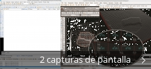 Collage de pantallazos de CIVILCAD