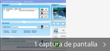 Collage de pantallazos de Smart PPT To DVD Converter Pro