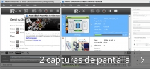 Collage de pantallazos de Xilisoft PowerPoint to Video Converter Personal