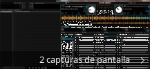 Collage de pantallazos de DJ Intro